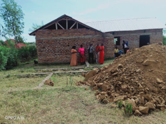 Kisumu County Staff planning to build an office