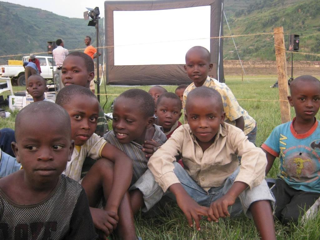 Rwanda Audience