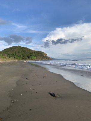 Playa Nancite, looking south