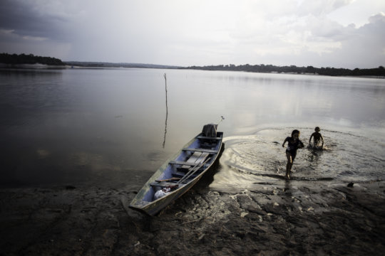 The River is the life of indigenous generations