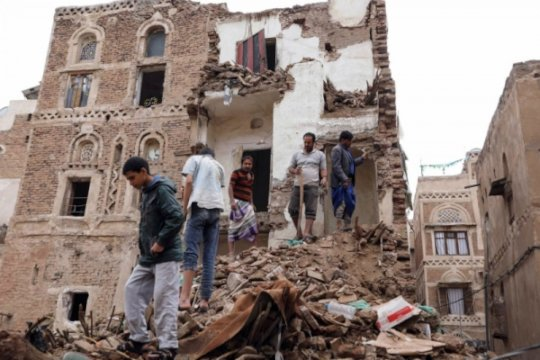 An Appeal for Urgent Relief to Flood-hit Sana'a