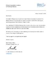 Offre Joie - Thank You Letter (PDF)