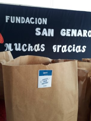 Food kits for rural families