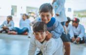 Support rural kids seeking for a better future