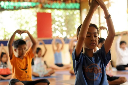 Send Survivors to Yoga Therapy Training
