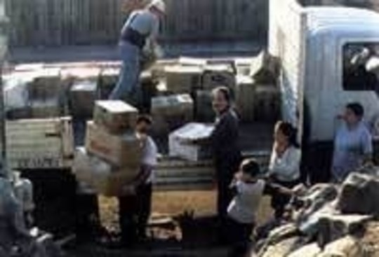 Medical Supplies to Hospitals in Chile