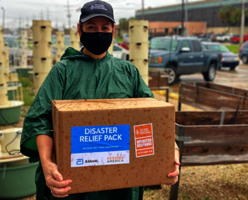 Photo: Second Harvest Food Bank of New Orleans