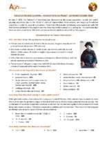 Executive Report september-october 2020 (PDF)