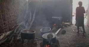"""Indoor Campfire"""