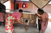 Clean, Money Saving Stoves for Rwandan Orphanages