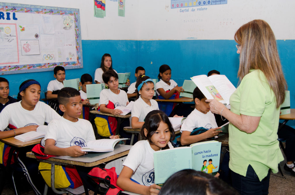 Empower Venezuelan Children to Succeed!