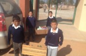 Pop-Up Libraries in Rural Mexican Villages