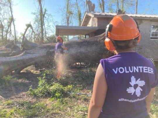 Help Support Long-Term Louisiana Hurricane Relief