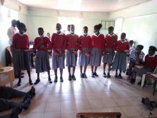 Akili school candidate class