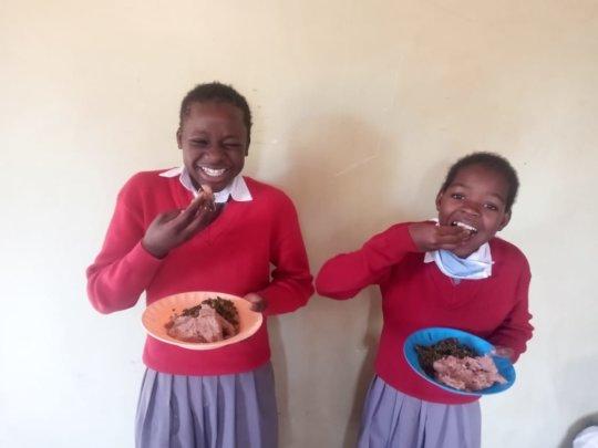 akili girls school  feeding program
