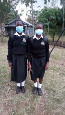 Akili Girls in High School