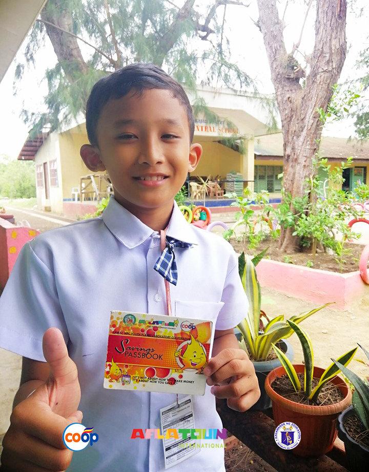 Meet Elijah, inspiring young saver for this month!