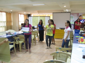 Aflatoun mock lessons for practice integration