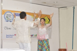 Campers also enjoyed cultural presentations
