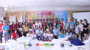 Youth leaders from Visayas