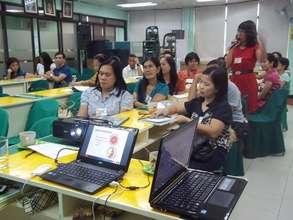 NOVADECI Teachers' Training
