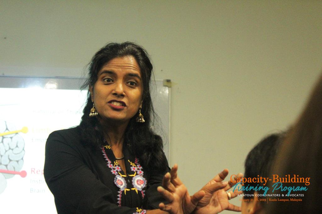 Malar Villi Suppramaniam on Emotional Intelligence