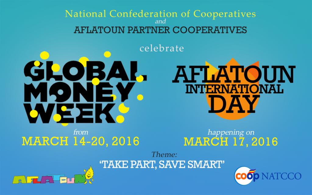 GLOBAL MONEY WEEK & AFLATOUN INTER. DAY
