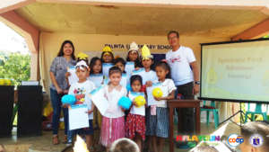 Pupils in Sibugay opens first savings account