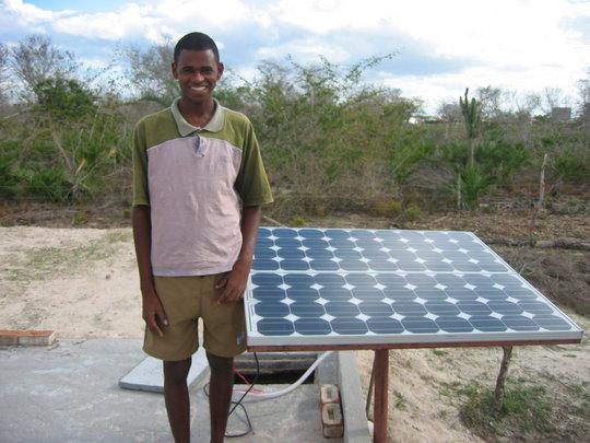 Climate Change has no boundaries:Help rural Brazil