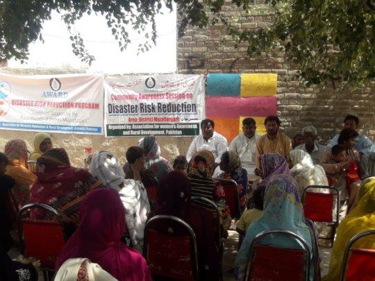 Seminar on Disaster Risk Reduction
