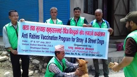 Help Us To Build Animal Treatment Centre in Nepal
