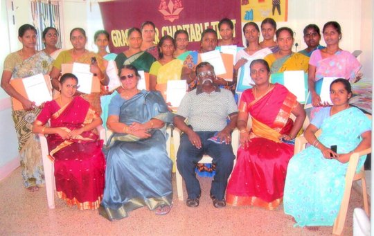 Dress Making and Tailoring Course for Women