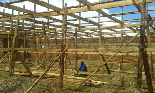 BeeHive School - Secondary School Construction #2
