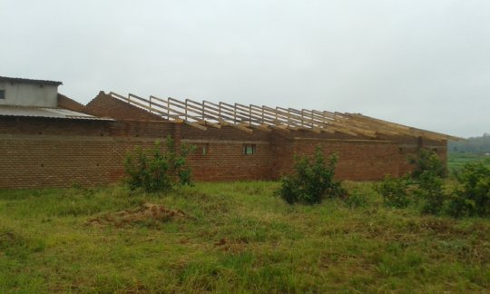 BeeHive School - Secondary School Construction #5