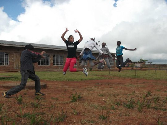 Standard 7 - After the exams!