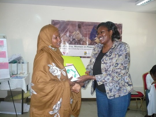 Equip 50somali women with Peace leadership skills