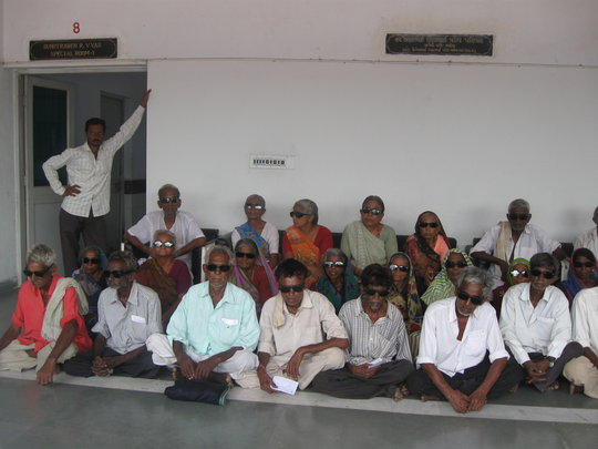 Group Photo of Beneficieries