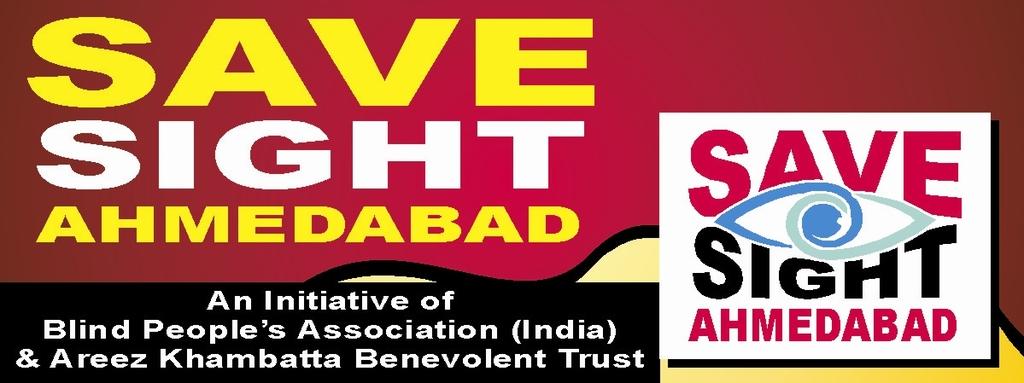 Save Sight Ahmedabad - towards Cataract Free Abad