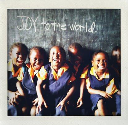 Joy to the World.