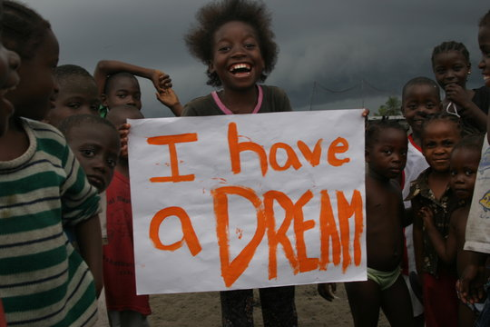 Give these girls a chance to Dream.