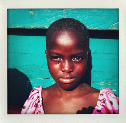 70% of Girls in Liberia are out of school.