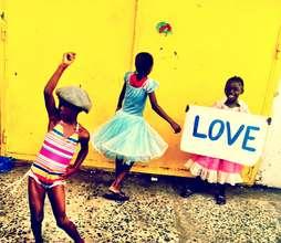 """Love!"" -Agnes says so."