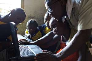 Cyrus teaching computers