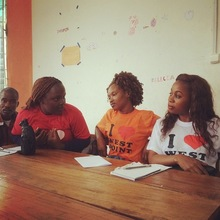 Team meeting at school turned Ebola headqrtrs