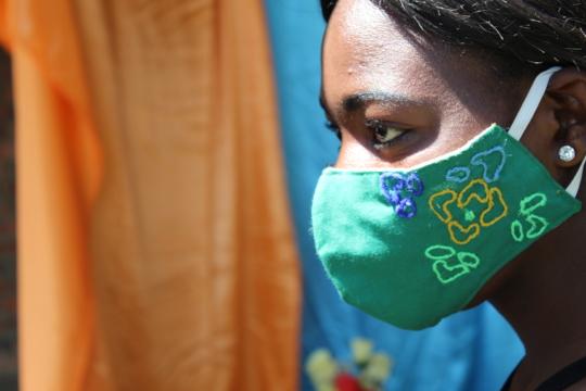 Masks for Covid 19 prevention