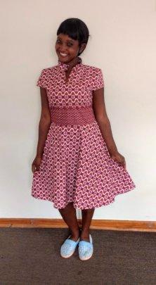 Patty's dress