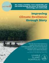 Our Climate Change Work (PDF)