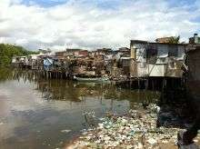 Favela do Bode, where ISMEP is located.