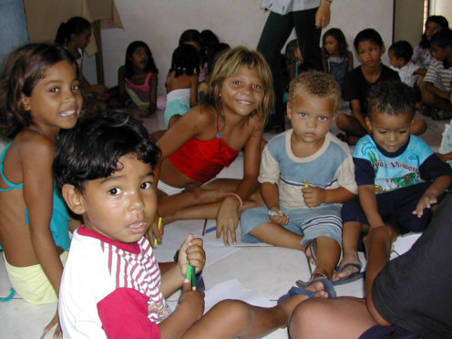 Education for the poorest children of NE Brazil