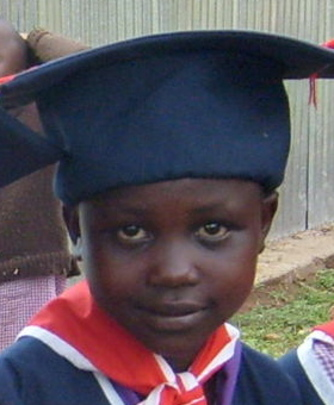 Girl beneficiary